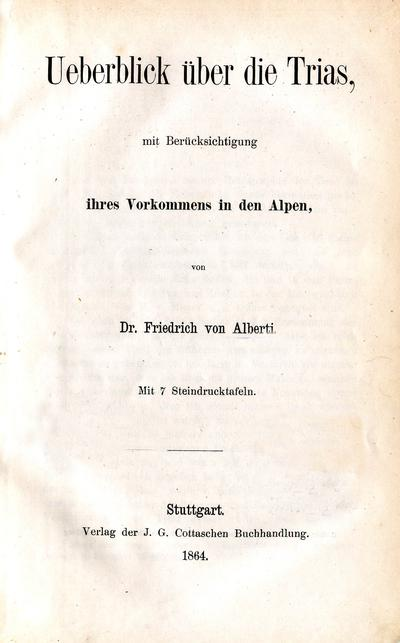 1864 Ueberblick