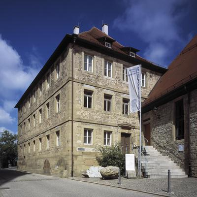 The Muschelkalkmuseum in the 'Innere Kelter'