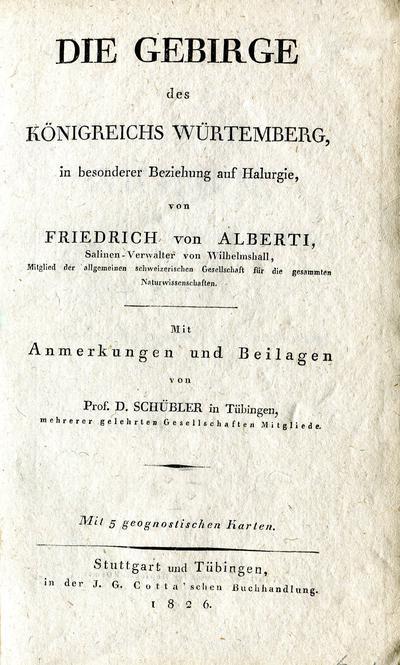 1826 Gebirge