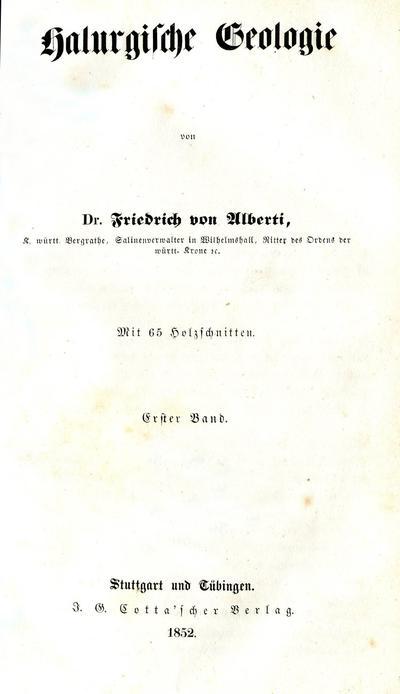 1852 Halurgie